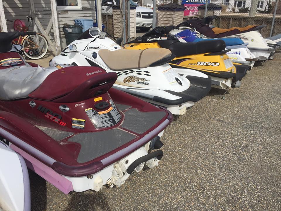 Used Preowned WaterSport Jet Ski